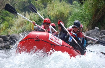 WATER RAFTING - credit from cagayandeoro.gov.ph